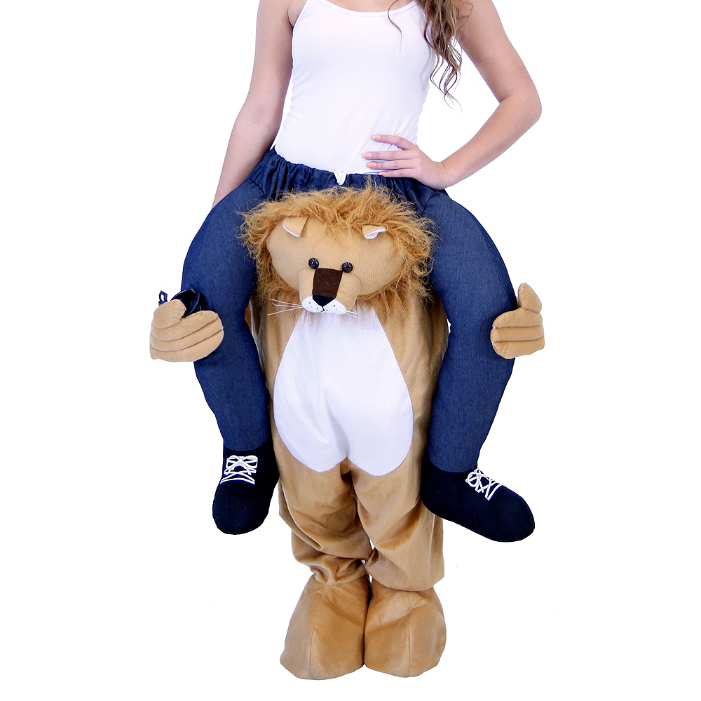 Adult Lion Ride-On Costume Image #2