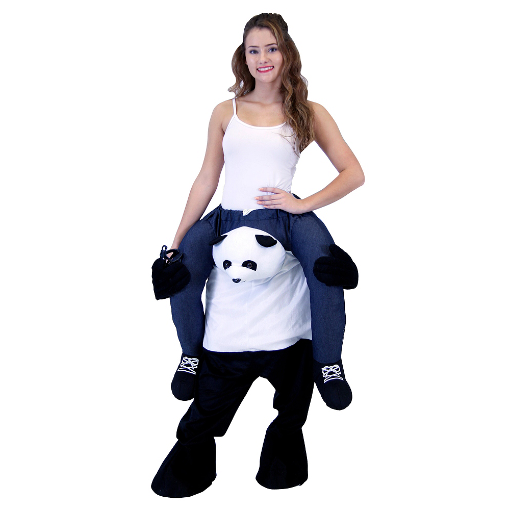 Adult Panda Ride-On Costume Image #1