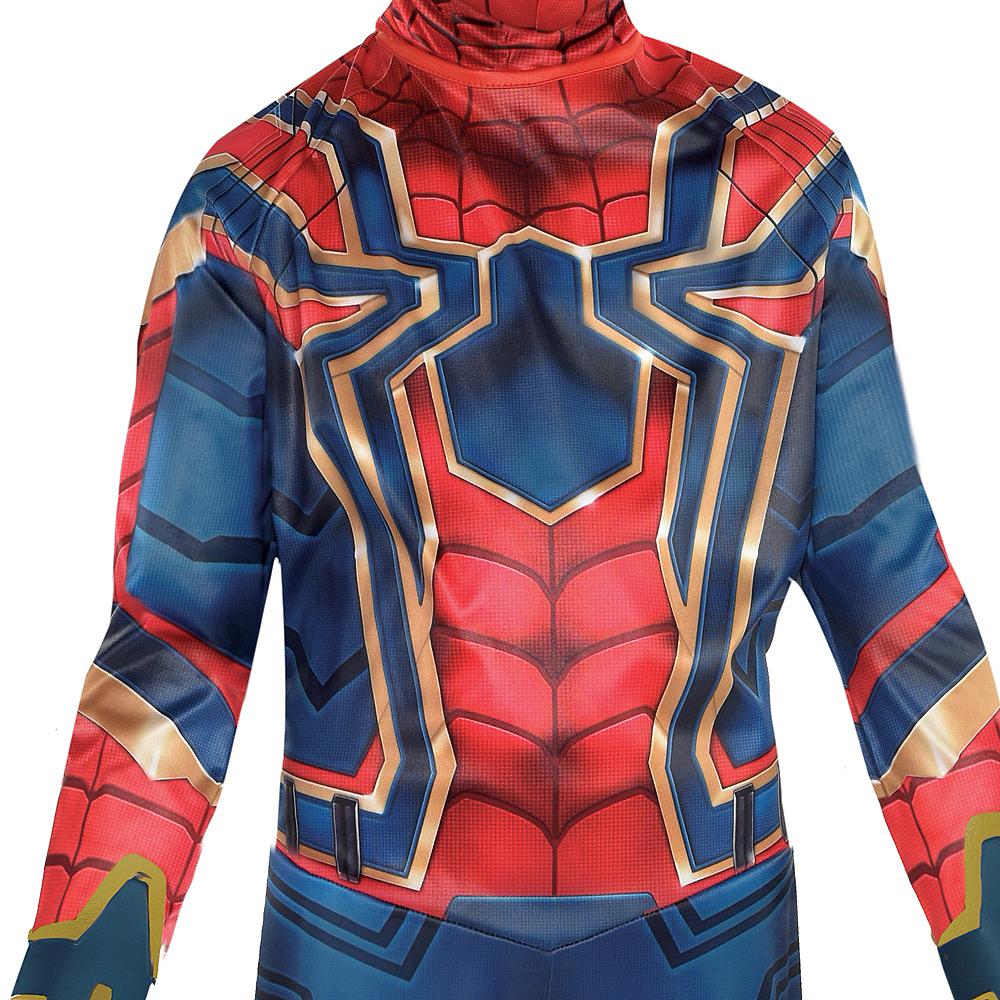 Boys Spider-Man Iron Spider Costume - Avengers Infinity War Image #3