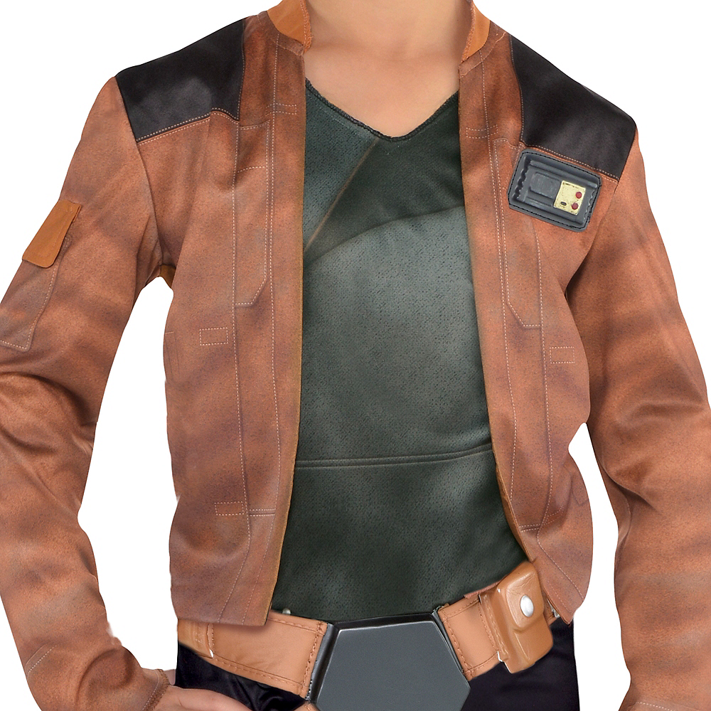 Boys Han Solo Costume - Solo: A Star Wars Story Image #2