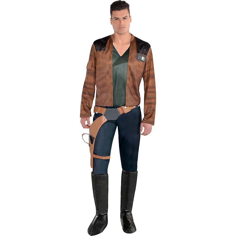 Nav Item for Mens Han Solo Costume - Solo: A Star Wars Story Image #1