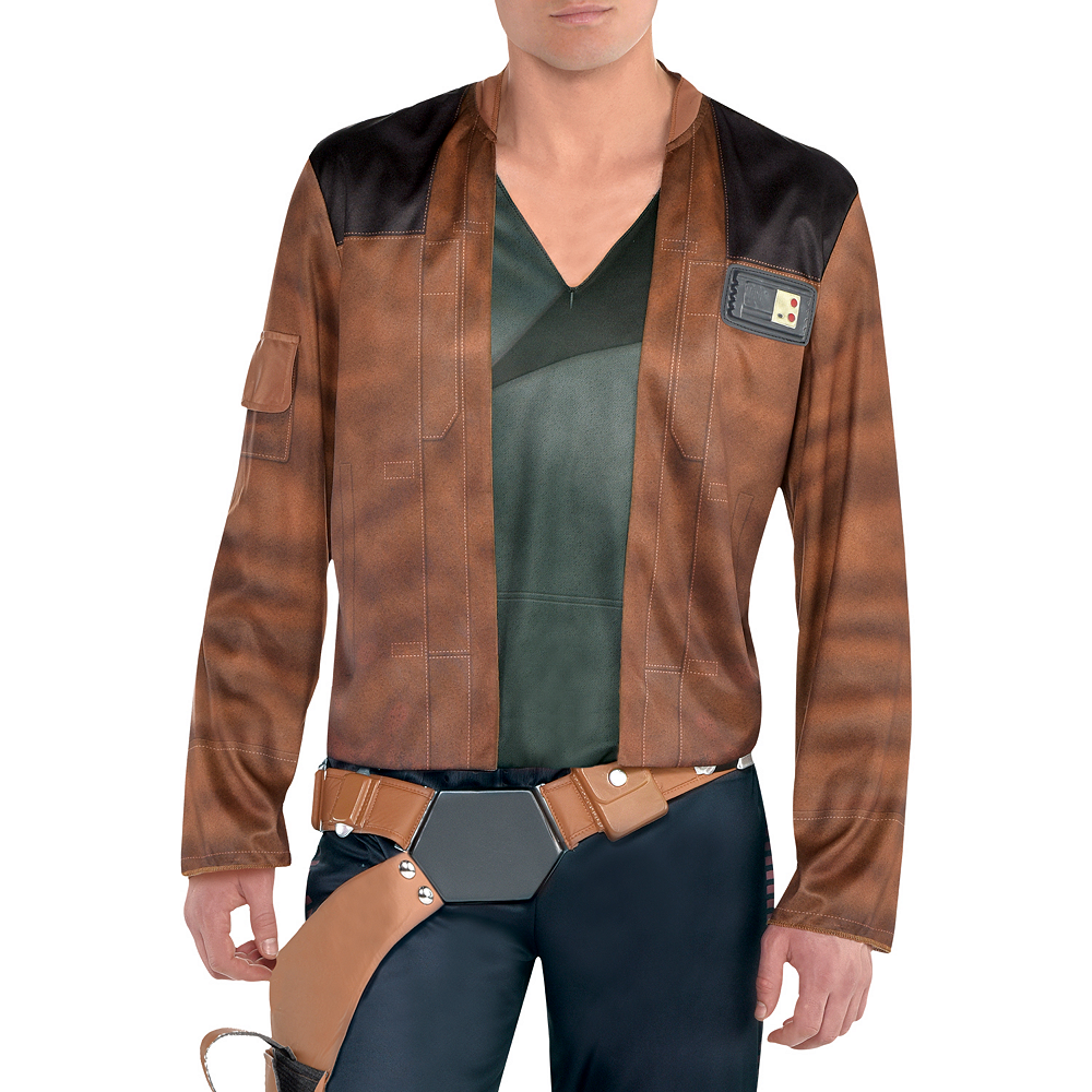 Nav Item for Mens Han Solo Costume - Solo: A Star Wars Story Image #2
