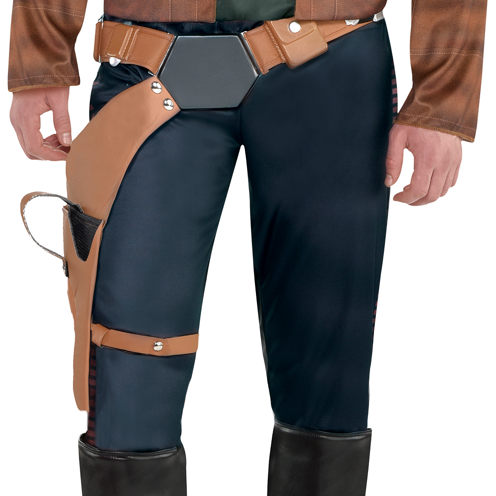 Nav Item for Mens Han Solo Costume - Solo: A Star Wars Story Image #3