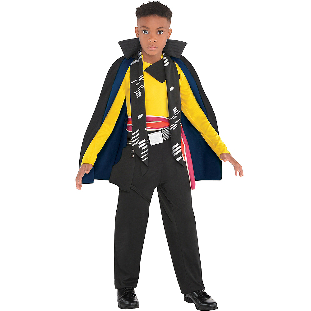 Nav Item for Boys Lando Calrissian Costume - Solo: A Star Wars Story Image #1