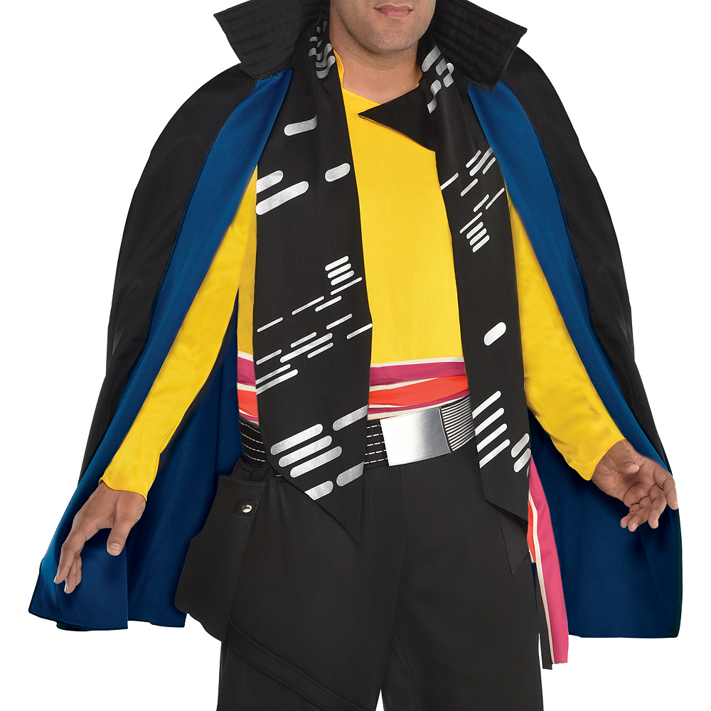 Nav Item for Mens Lando Calrissian Costume Plus Size - Solo: A Star Wars Story Image #2
