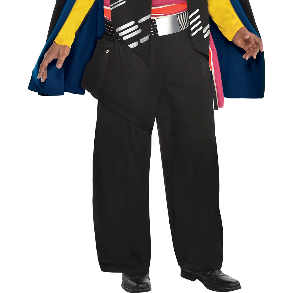 Mens Lando Calrissian Costume Plus Size - Solo: A Star Wars Story Image #3