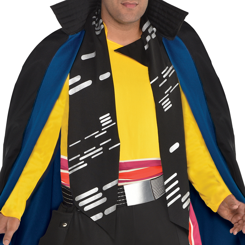 Nav Item for Mens Lando Calrissian Costume Plus Size - Solo: A Star Wars Story Image #4