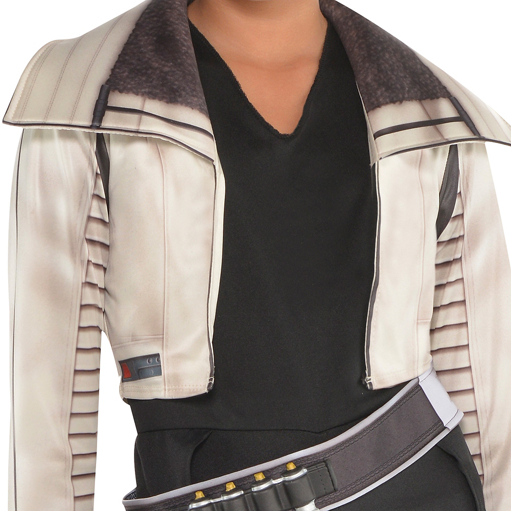 Girls Qi'ra Costume - Solo: A Star Wars Story Image #2