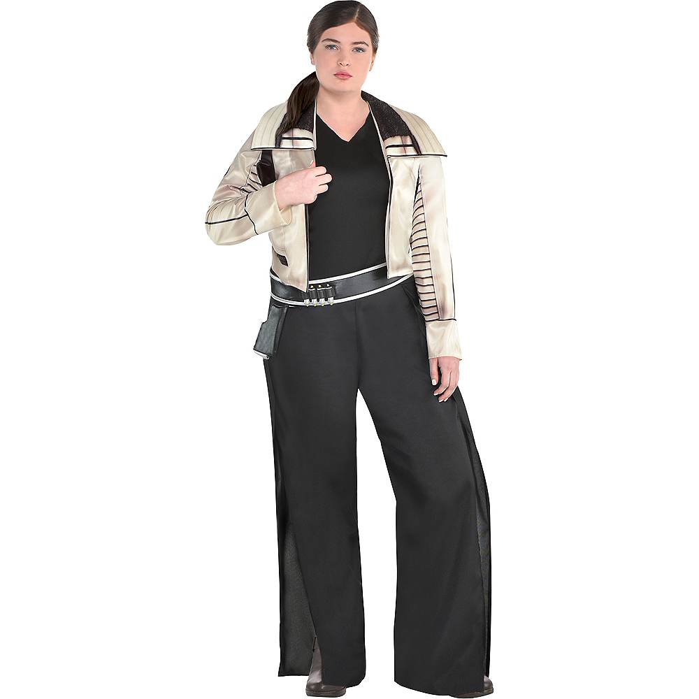 Nav Item for Womens Qi'ra Costume Plus Size - Solo: A Star Wars Story Image #1