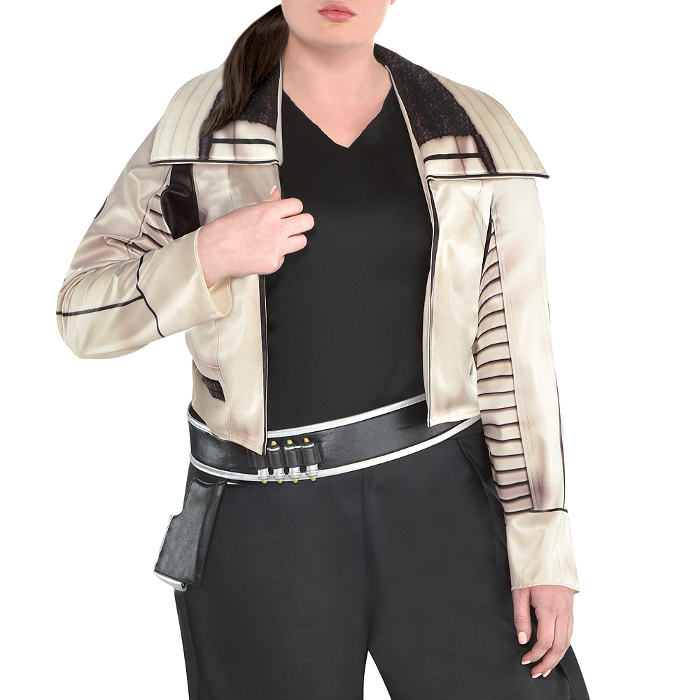 Womens Qi'ra Costume Plus Size - Solo: A Star Wars Story Image #2