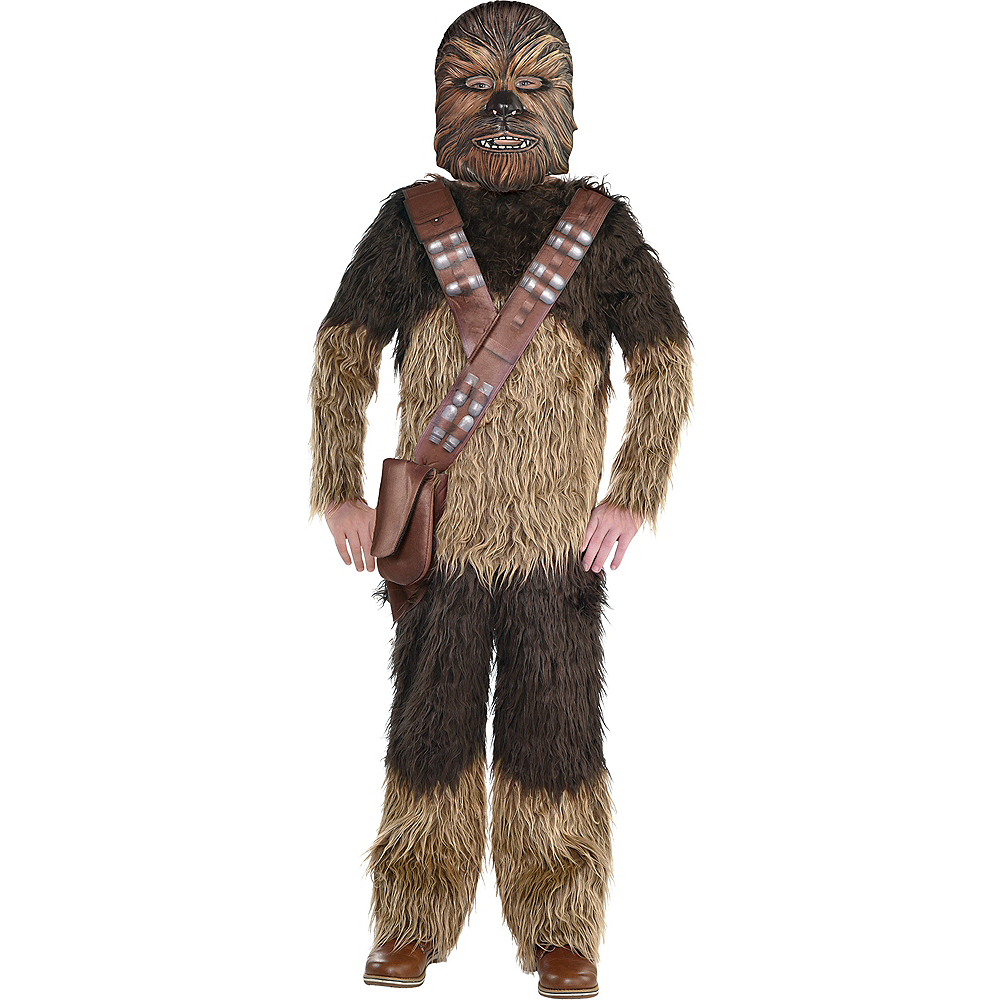 Nav Item for Boys Chewbacca Costume - Solo: A Star Wars Story Image #1
