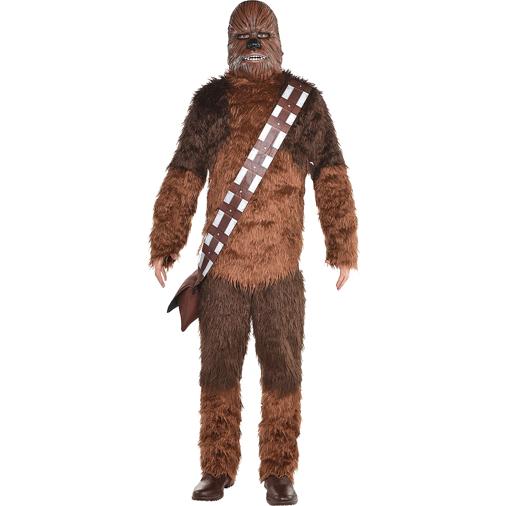 Mens Chewbacca Costume - Solo: A Star Wars Story Image #1