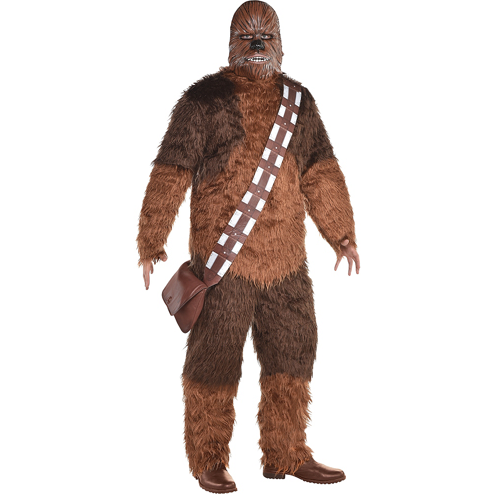 Mens Chewbacca Costume Plus Size - Solo: A Star Wars Story Image #1