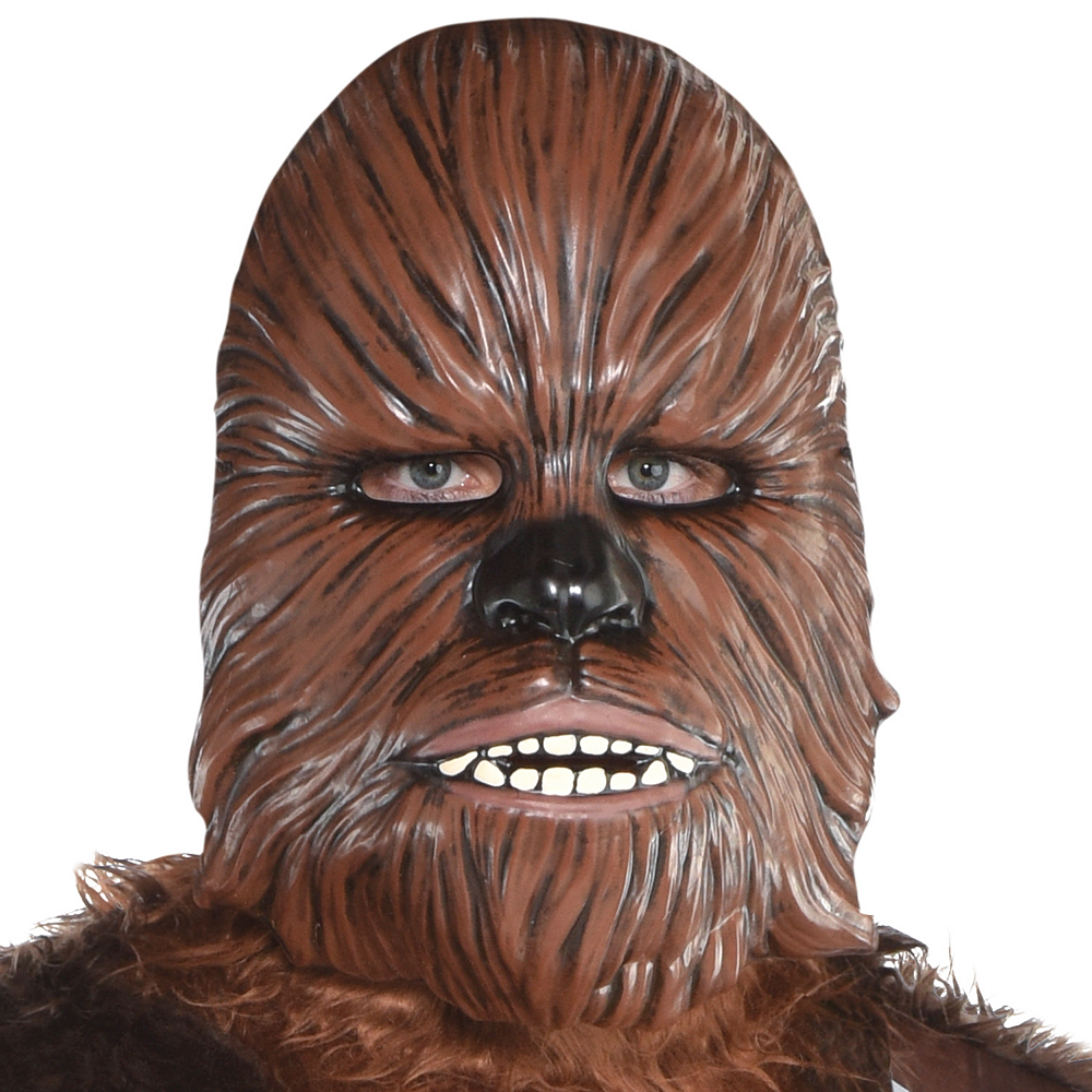 Mens Chewbacca Costume Plus Size - Solo: A Star Wars Story Image #2
