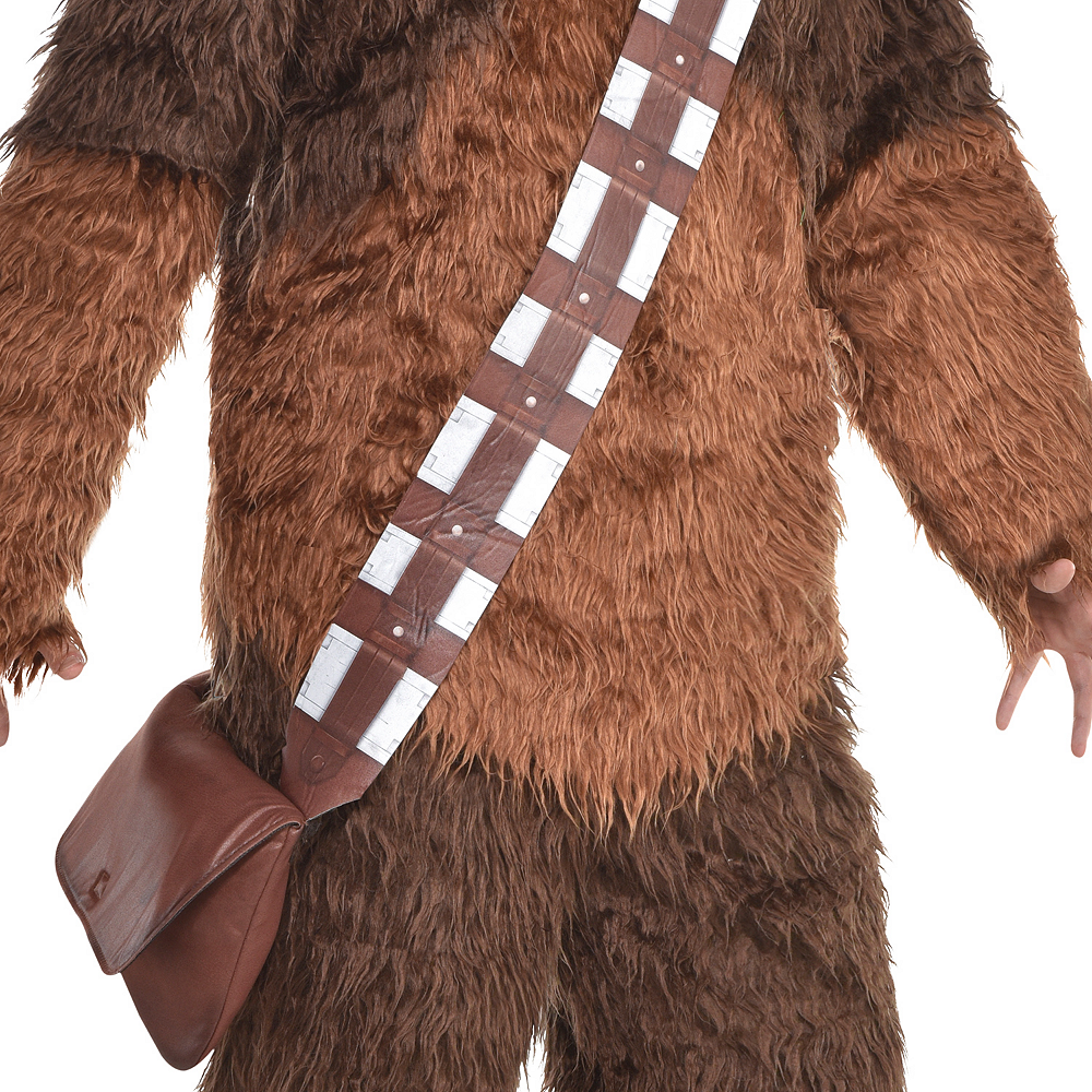 Mens Chewbacca Costume Plus Size - Solo: A Star Wars Story Image #3