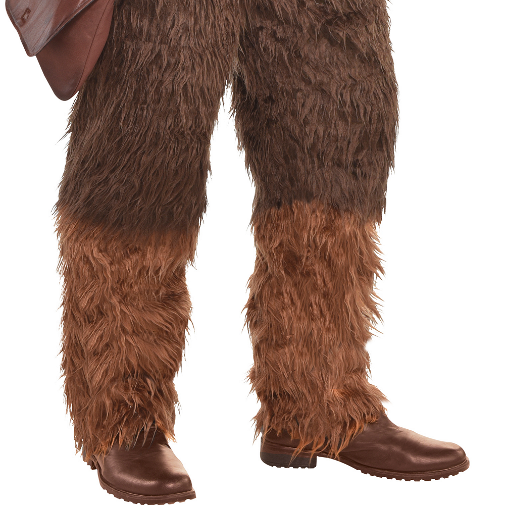 Mens Chewbacca Costume Plus Size - Solo: A Star Wars Story Image #4