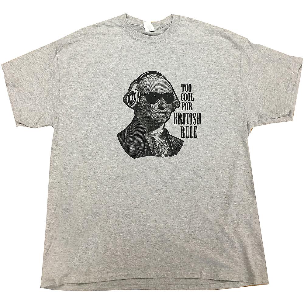 George Washington Too Cool T-Shirt Image #1