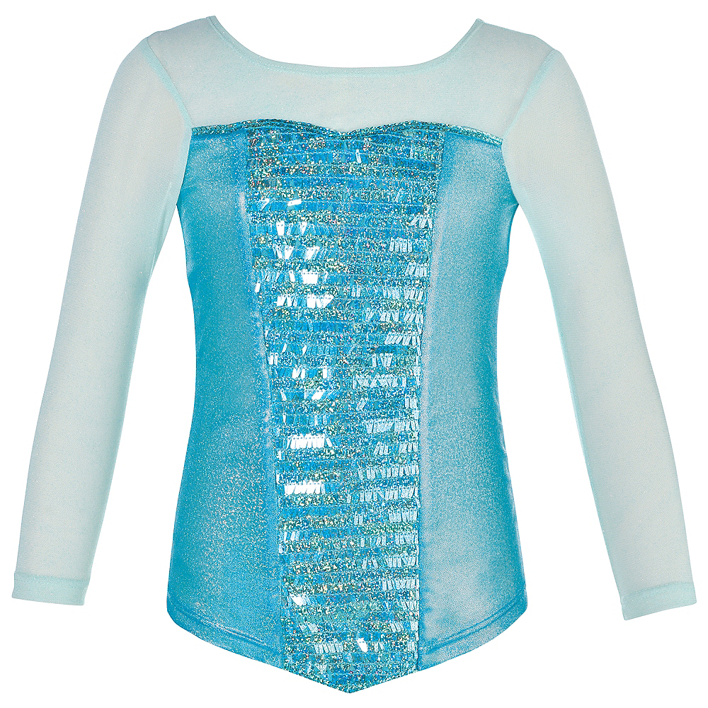 Child Elsa Long-Sleeve Shirt - Frozen Image #1
