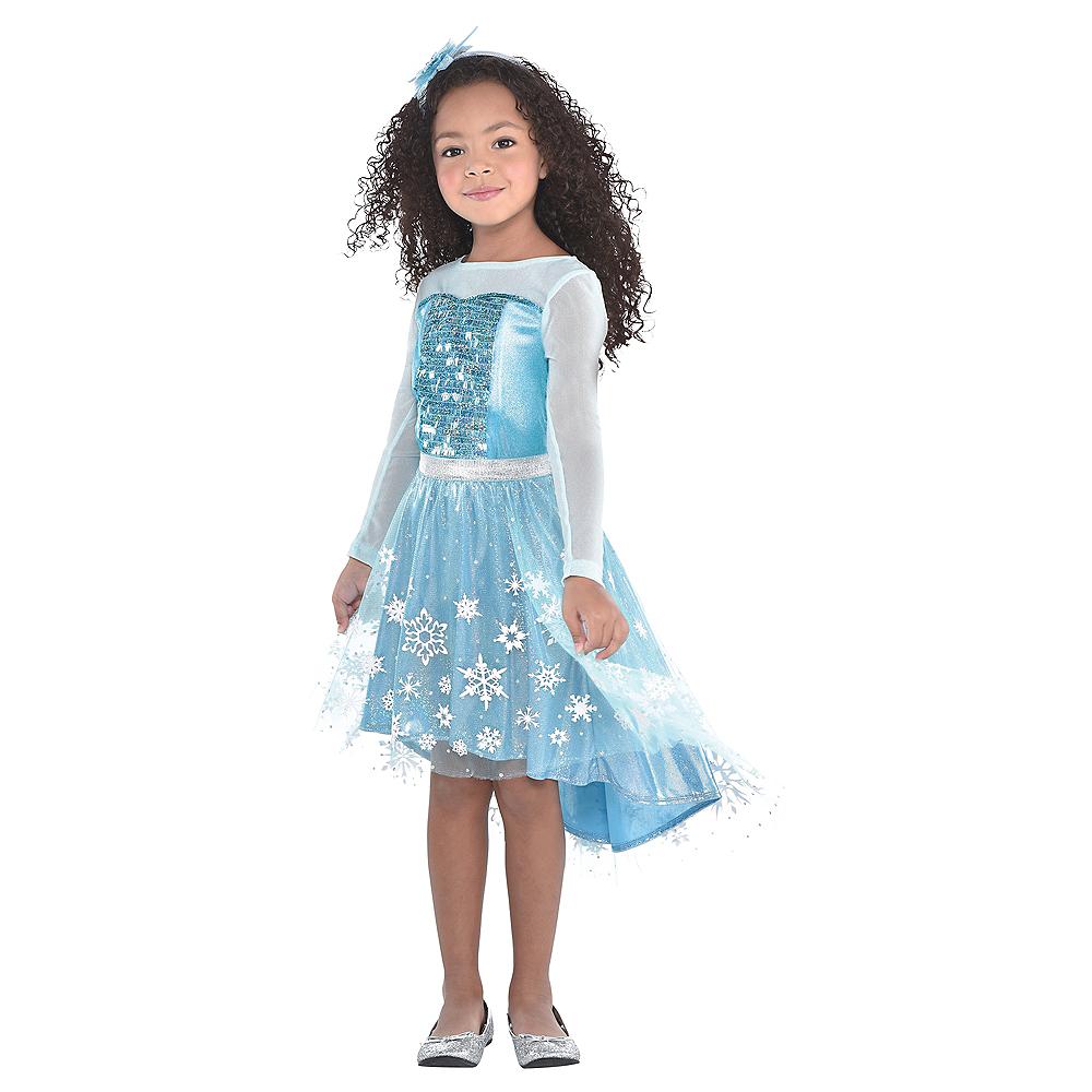 Child Elsa Long-Sleeve Shirt - Frozen Image #2