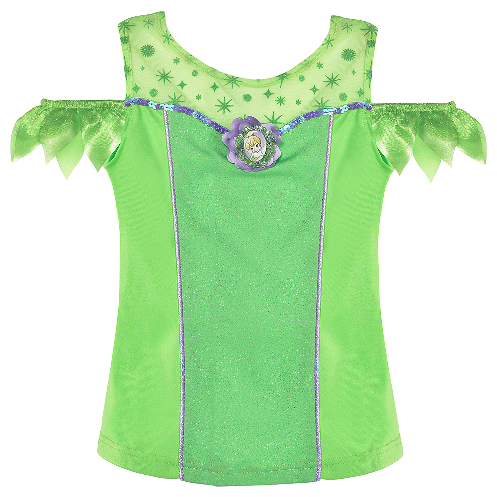Child Tinker Bell Tank Top Image #1