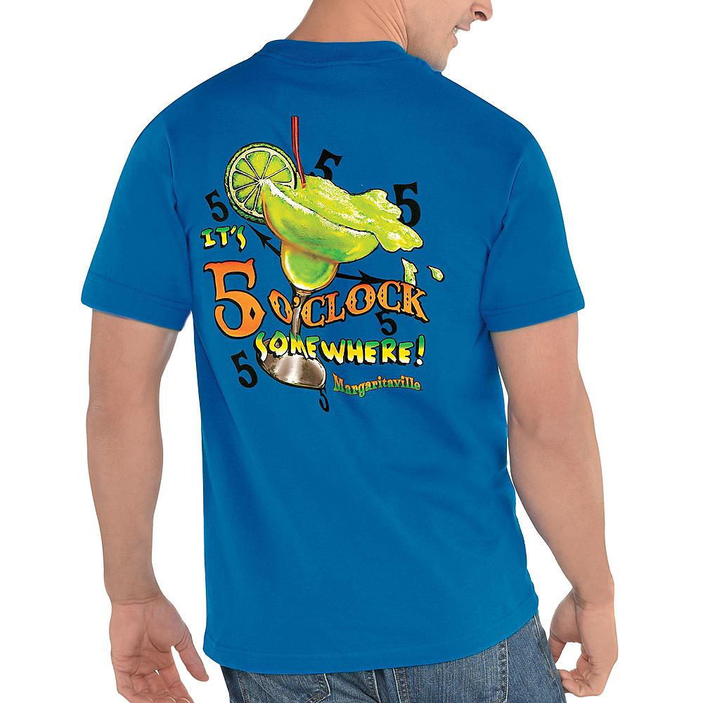 Margaritaville 5 O'Clock Somewhere T-Shirt Image #3
