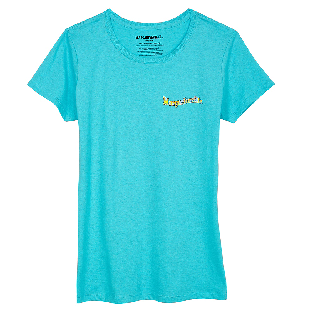 Womens Margaritaville Tall & Strong T-Shirt Image #1