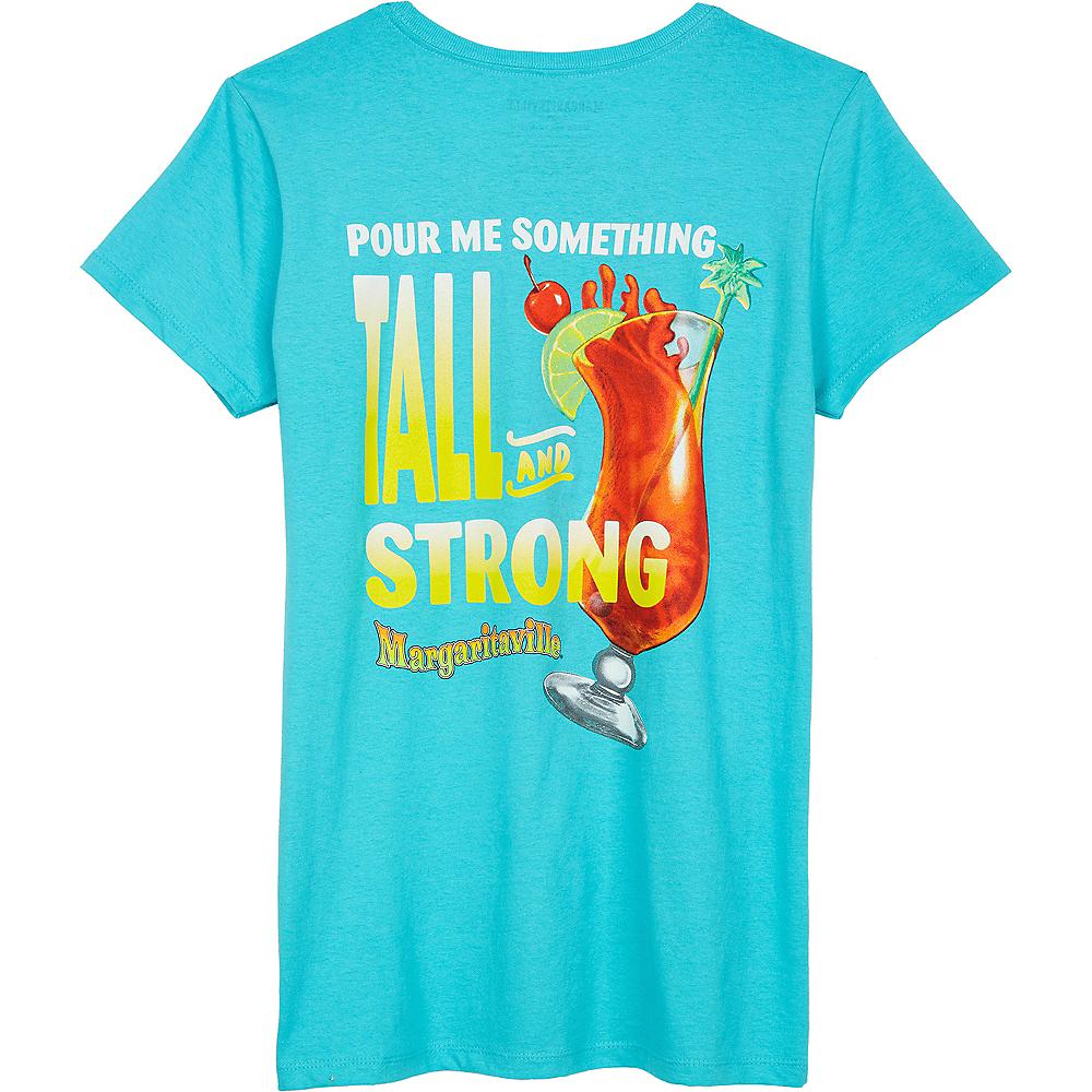 Womens Margaritaville Tall & Strong T-Shirt Image #2