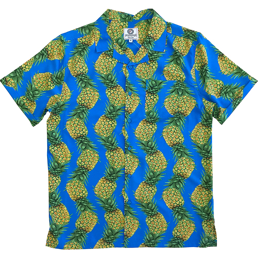 Pineapple Hawaiian Shirt Image #1