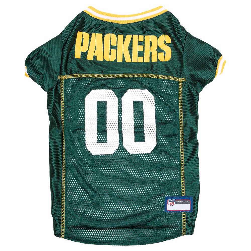 Nav Item for Green Bay Packers Dog Jersey Image #1