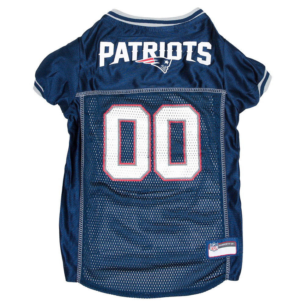 New England Patriots Dog Jersey Image #1