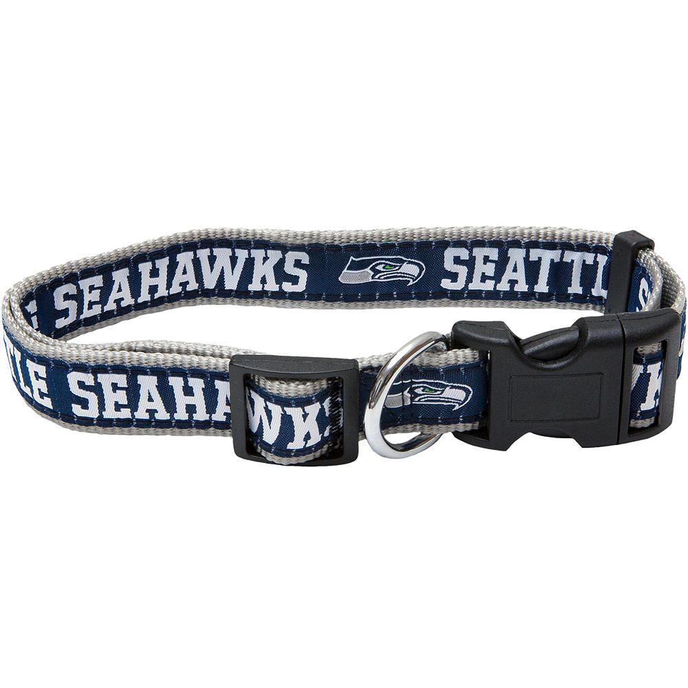 Seattle Seahawks Dog Collar Image #1