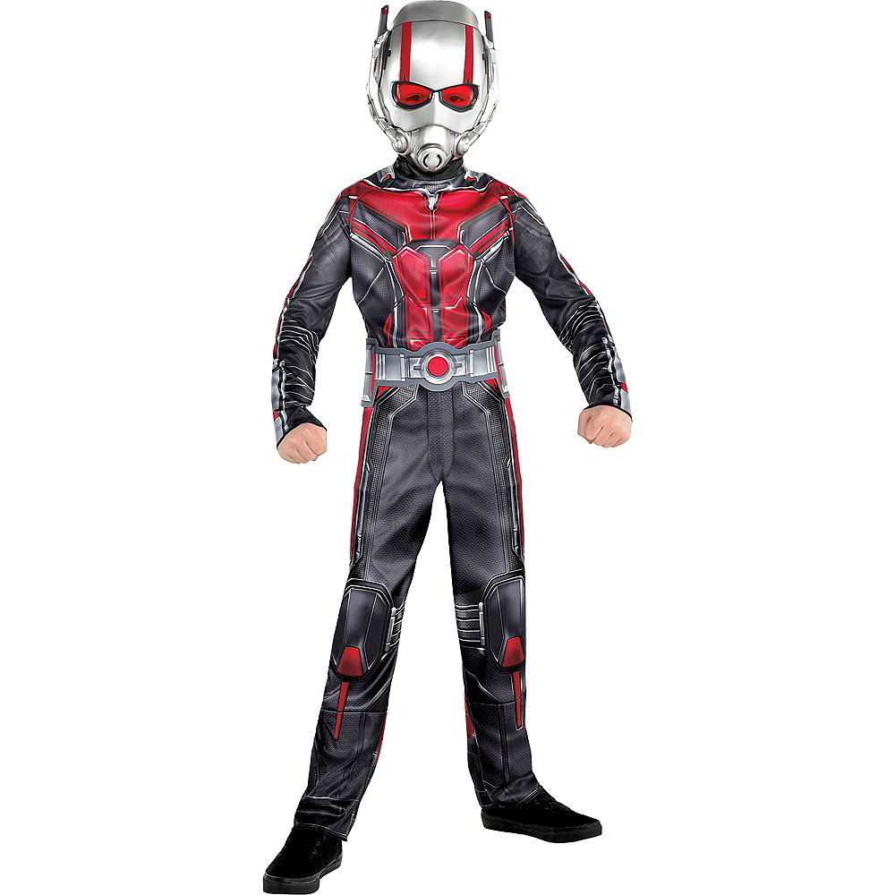 Nav Item for Boys Ant-Man Costume - Ant-Man and the Wasp Image #1