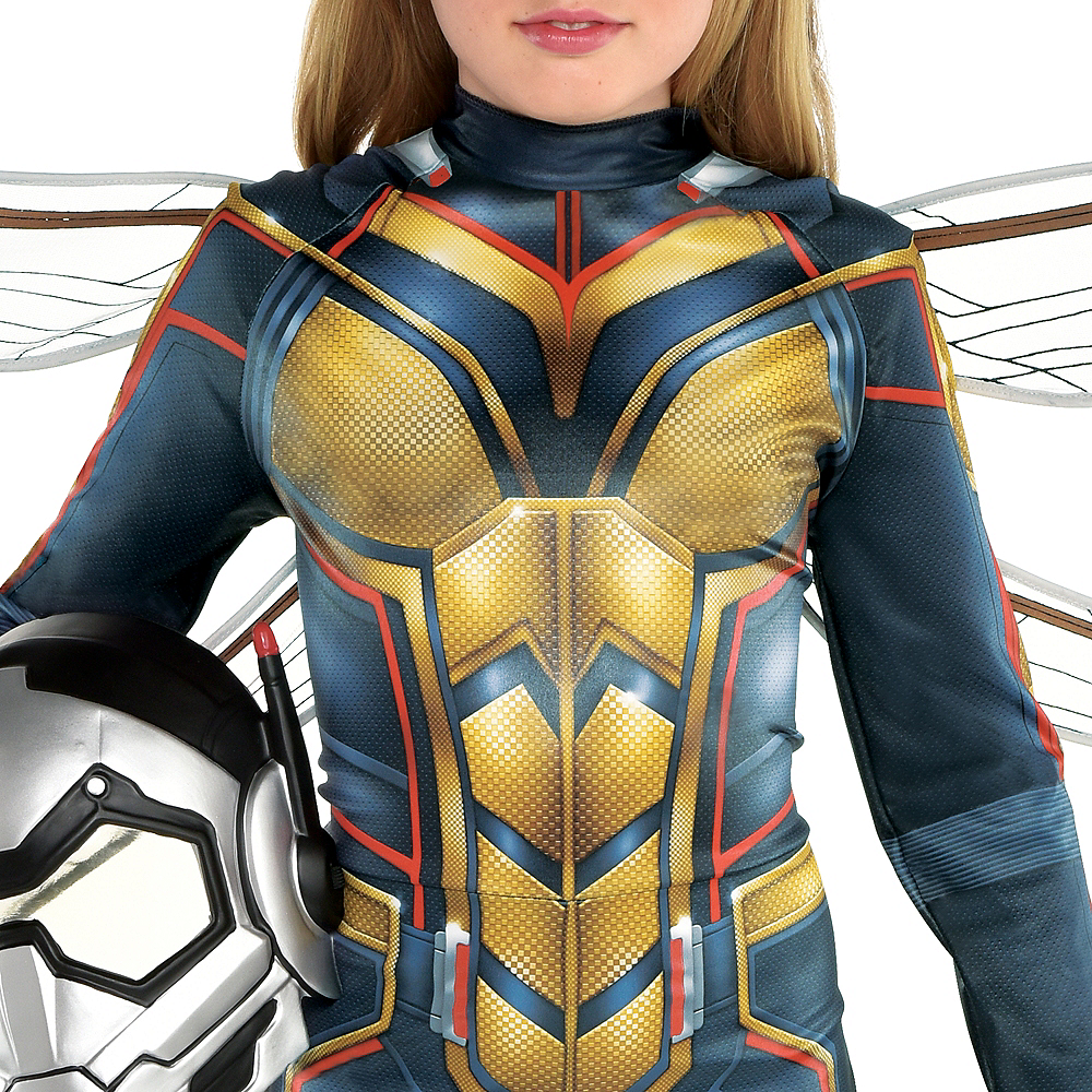 Girls Wasp Costume - Ant-Man and the Wasp Image #2