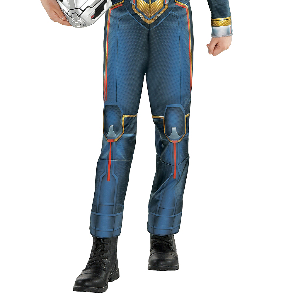 Nav Item for Girls Wasp Costume - Ant-Man and the Wasp Image #3