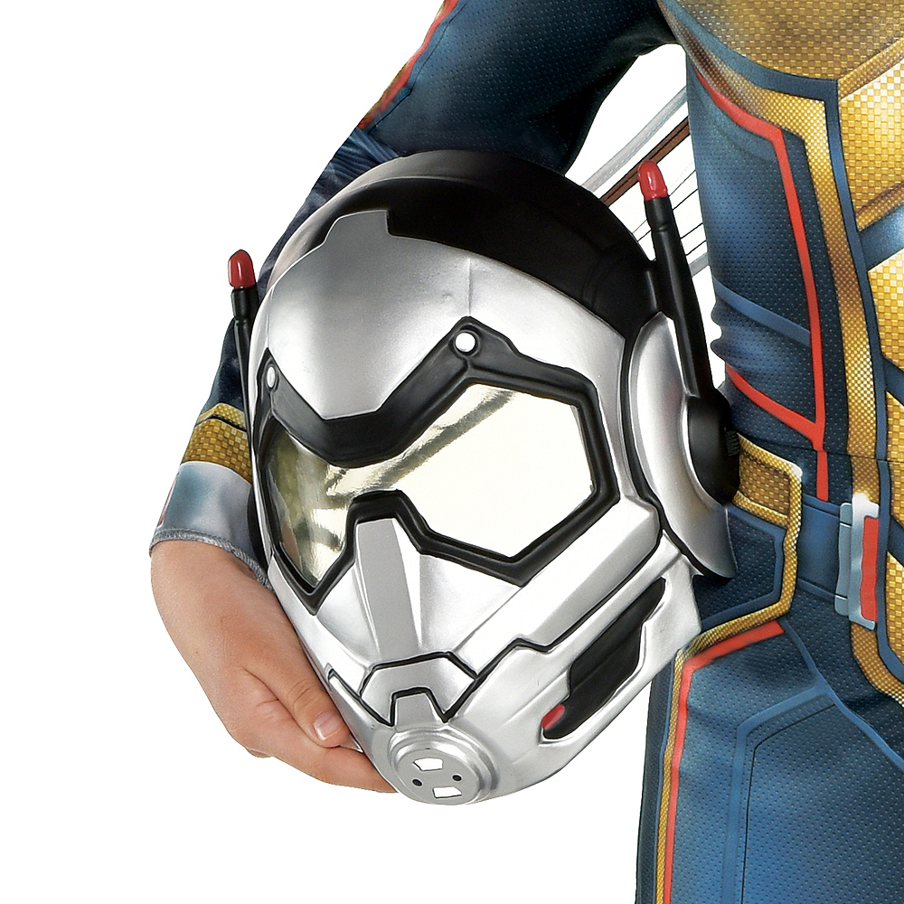Nav Item for Girls Wasp Costume - Ant-Man and the Wasp Image #4