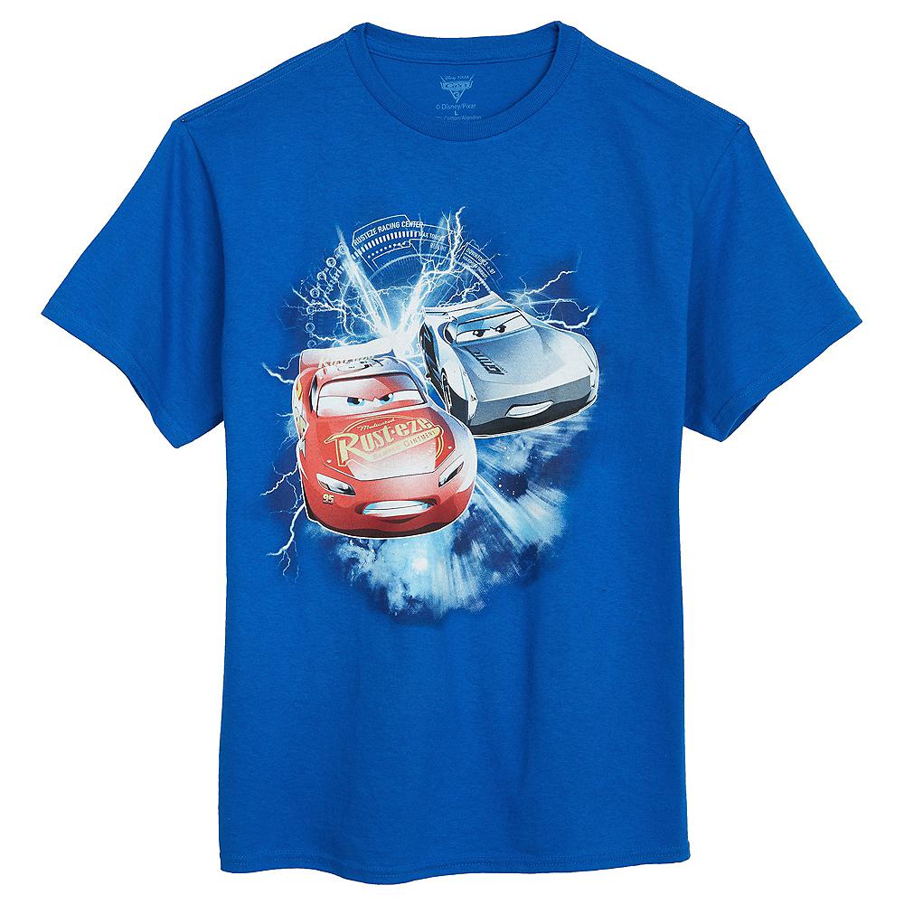 Child Cars 3 T-Shirt Image #1
