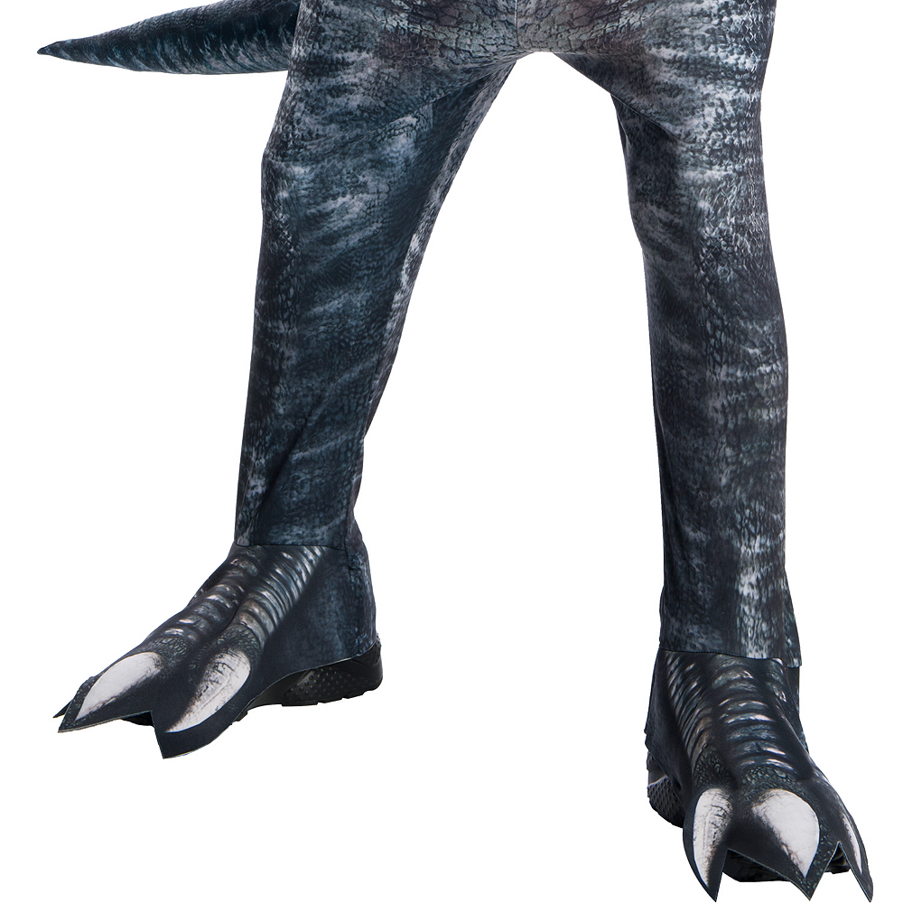 Boys Blue Velociraptor Costume - Jurassic World: Fallen Kingdom Image #4