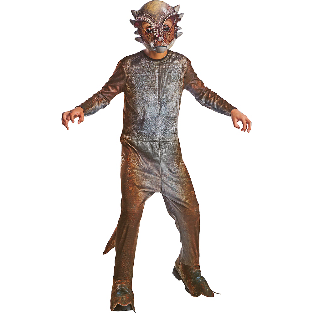 Boys Stygimoloch Costume - Jurassic World: Fallen Kingdom Image #1