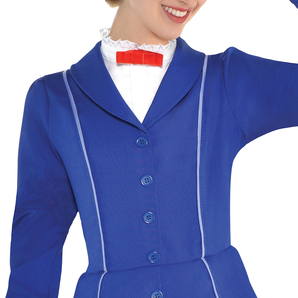 Womens Mary Poppins Costume Image #3