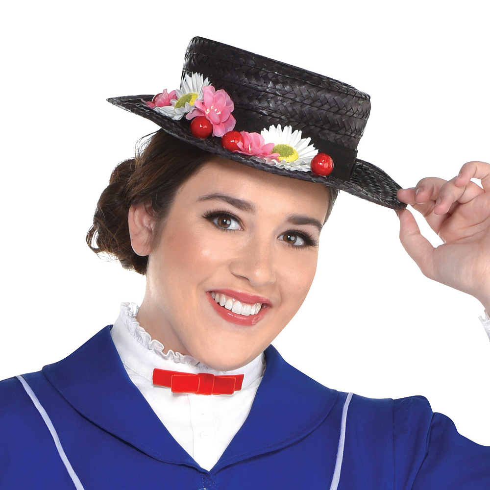 Womens Mary Poppins Costume Plus Size Image #2