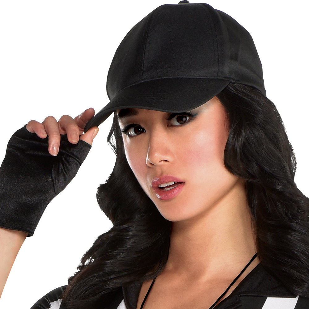 Nav Item for Womens Sexy Umpire Costume Image #2