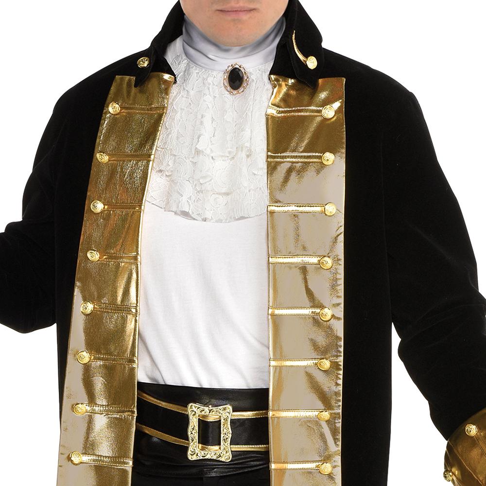 Mens Treasure Captain Pirate Costume Image #3