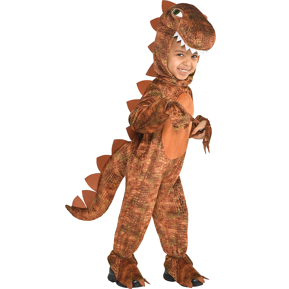 Nav Item for Boys T-Rex Costume Image #1