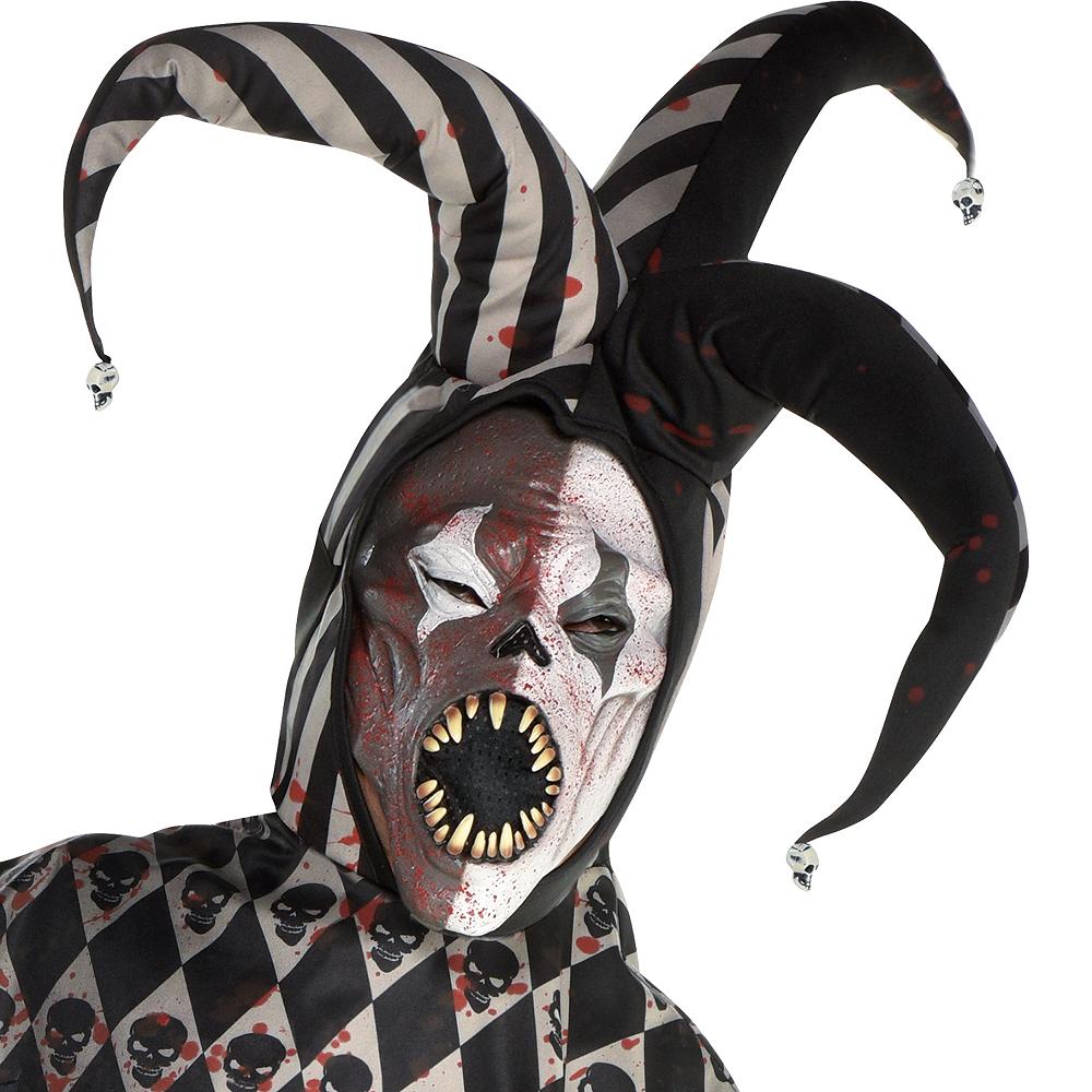 Boys Twisted Jester Costume Image #2