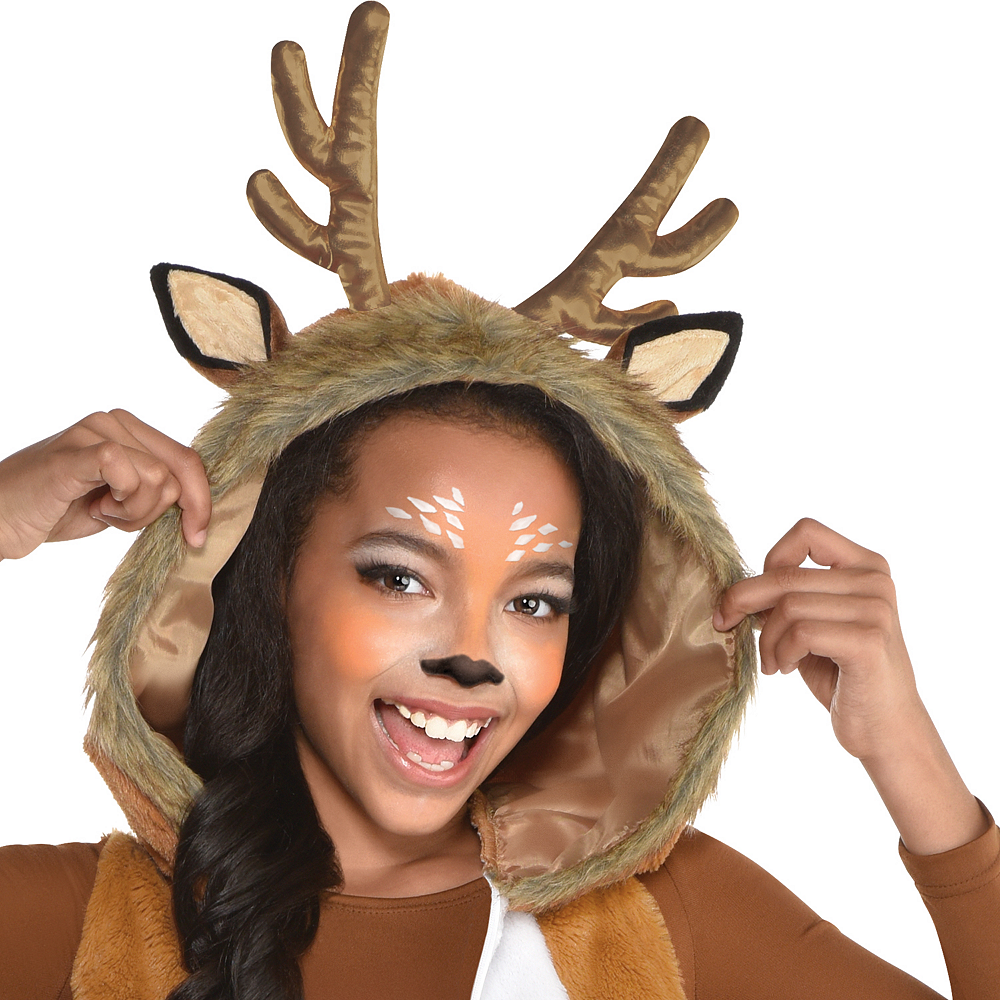 Girls Oh Deer Costume Image #2