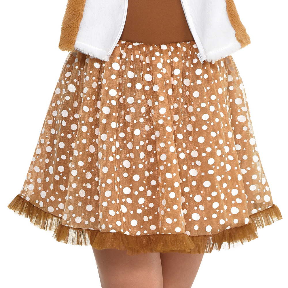 Nav Item for Girls Oh Deer Costume Image #4
