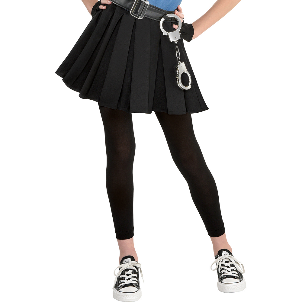 Girls Officer Cutie Cop Costume Image #4