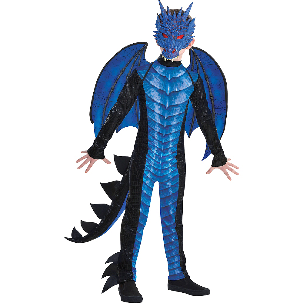 Boys Deadly Dragon Costume Image #1