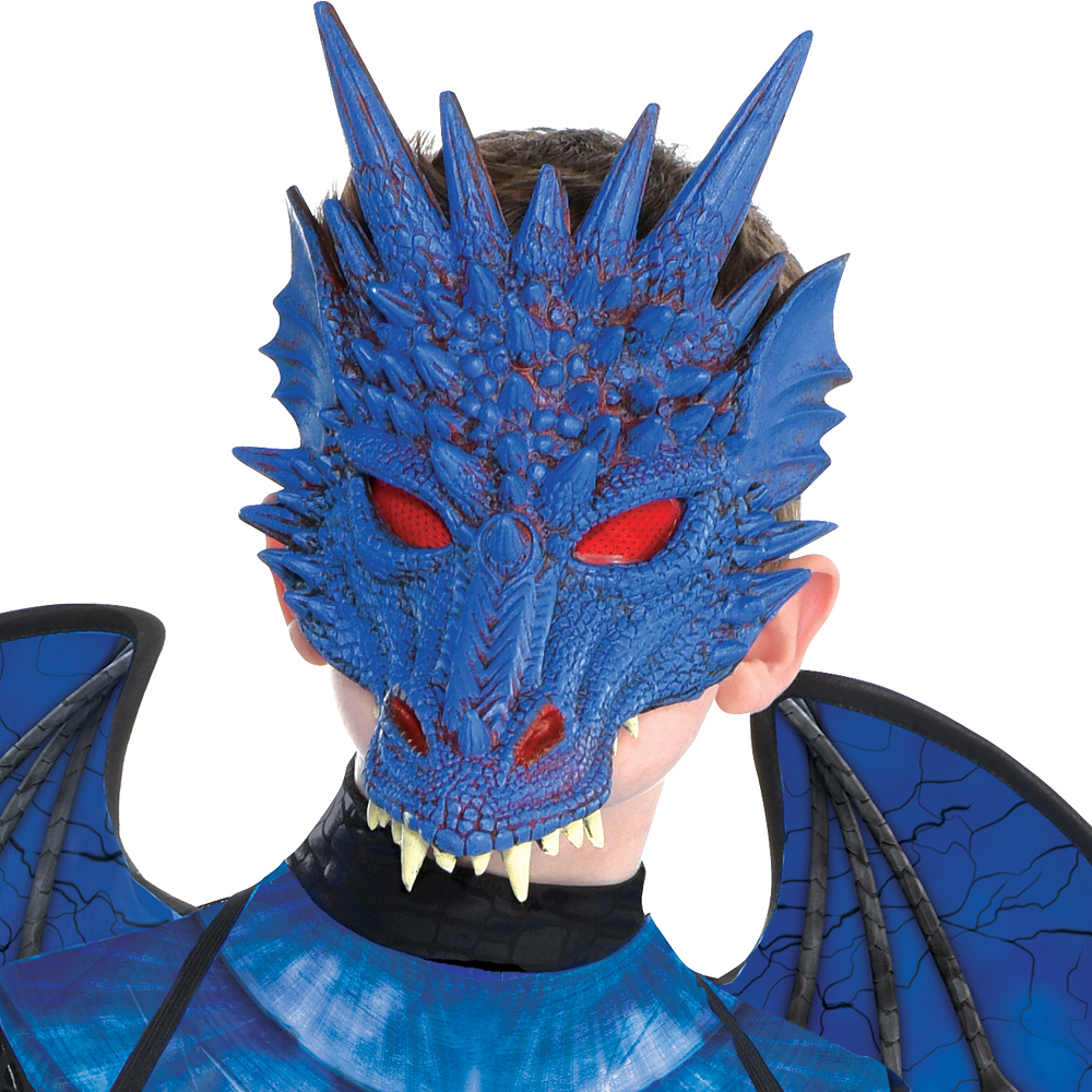 Boys Deadly Dragon Costume Image #2