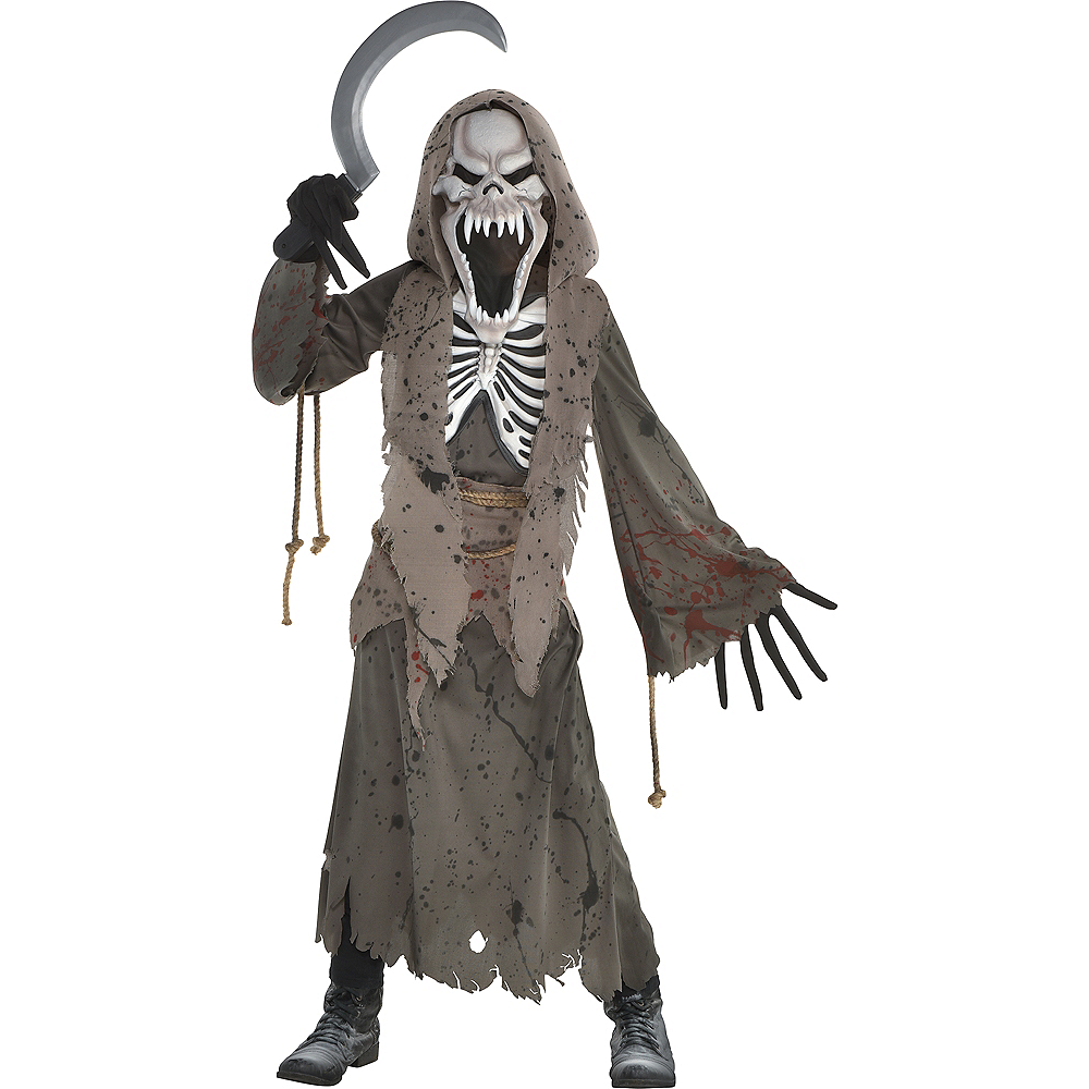 b51041d0 Boys Shrieking Reaper Costume Image #1 ...